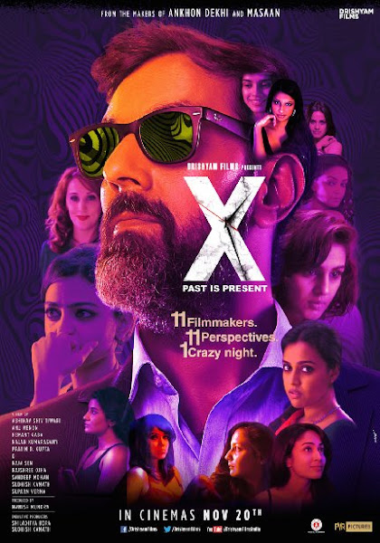 Poster Of X: Past Is Present 2015 Download Full Movie In HD