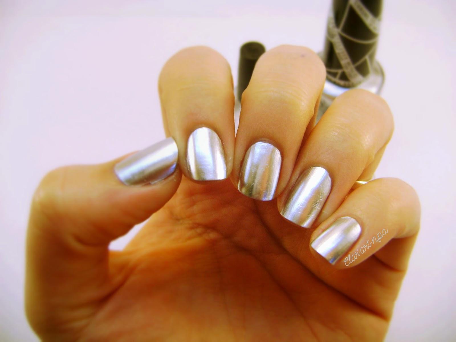 Mon avis sur le fameux push shove d 39 opi le blog de for Vernis a ongle effet miroir