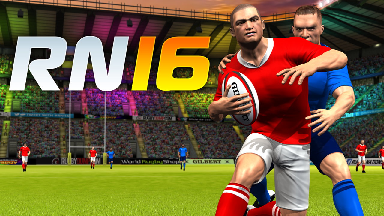 Rugby Nations 16 Gameplay IOS / Android