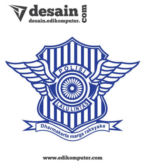 Download Logo Polisi Lalu lintas