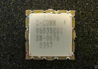 Z-COMM VCO 1930MHz-2210MHz, V603SE01, STYLE S