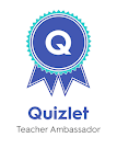 QUIZLET TEACHER AMBASSADOR