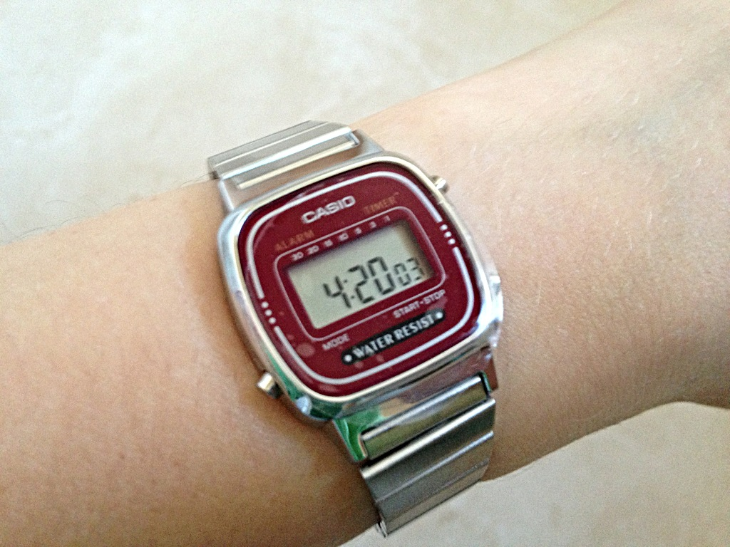 Casio Watches Ladies