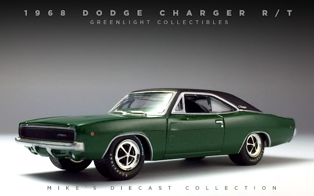 Mike's Diecast Collection: 1968 Dodge Charger R/T