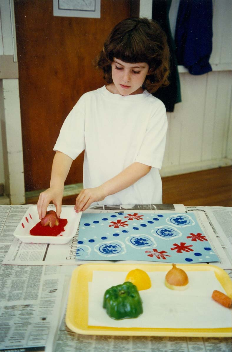 Communication on this topic: How to Paint With Fruit and Vegetables, how-to-paint-with-fruit-and-vegetables/