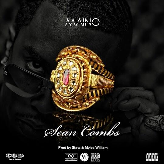 Maino Sean Combs album cover image