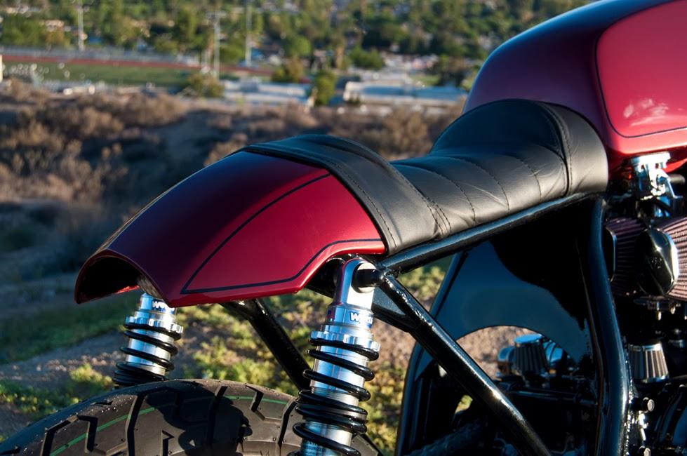 Honda CB750 Cafe Racer | Kott Motorcycles | Honda CB750 Cafe Racer parts | Honda CB750 Cafe Racer seat | Honda CB750 Cafe Racer tank | Honda CB750 Cafe Racer for sale | Honda Cafe Racer