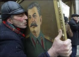 ¡Slava Stalin!