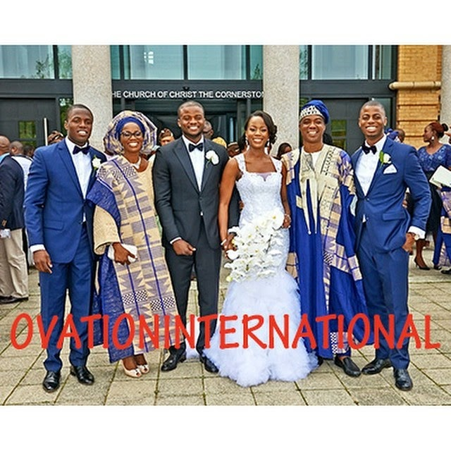 Olowolafe wedding