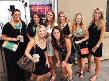 Bachelorette Party Dresses Black - Lbds