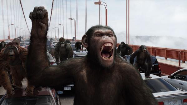 【科幻】猩球崛起線上完整看 Rise of the Planet of the Apes