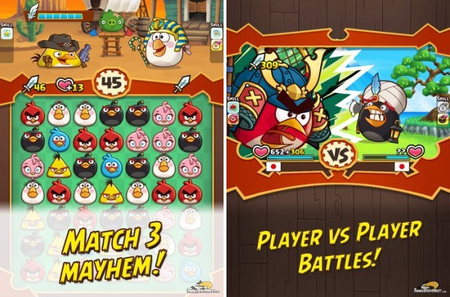 Download Angry Birds Fight for PC