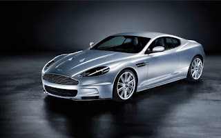 Aston Martin DBS Widescreen