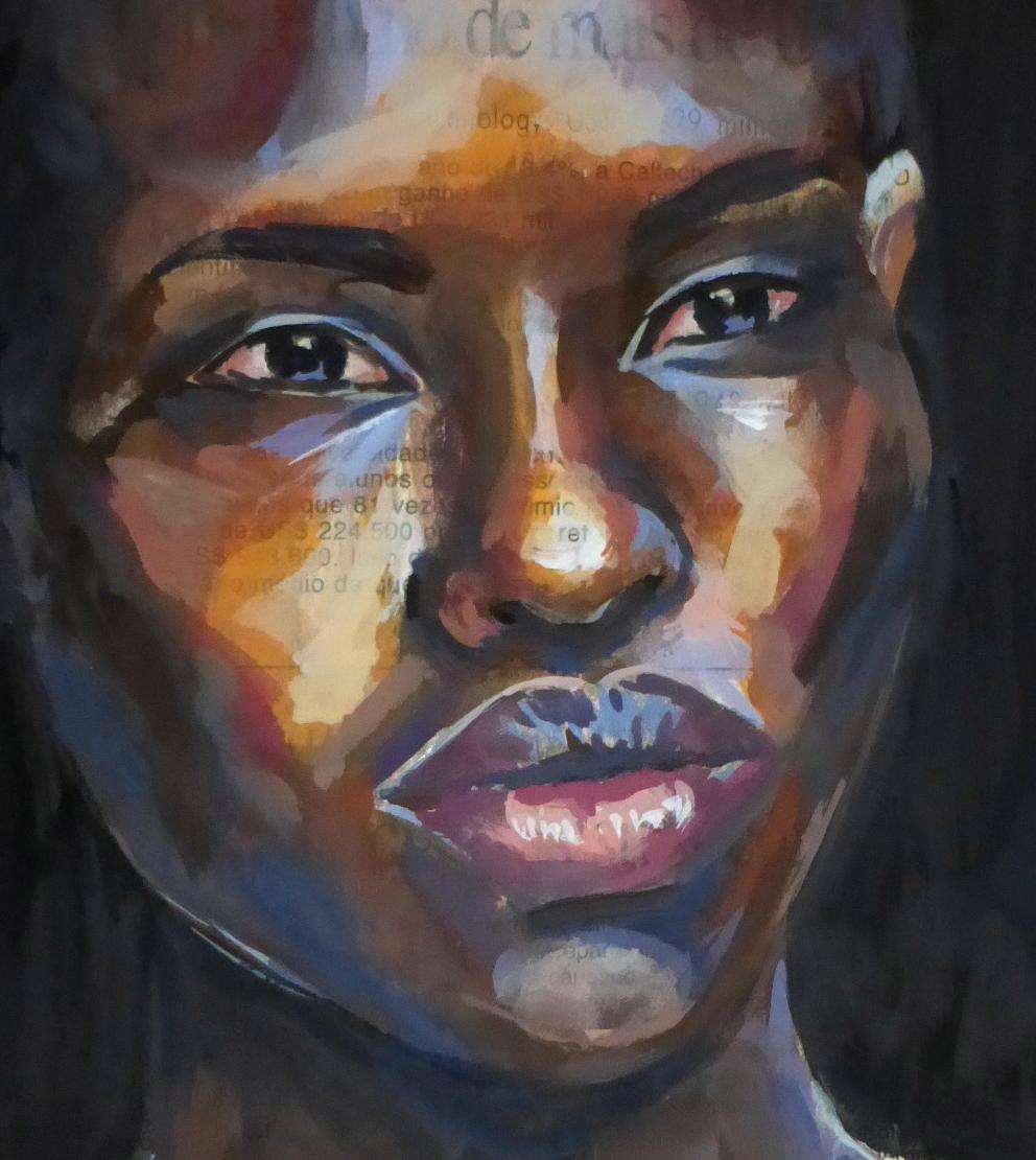 Sourires lointains 2 ans - Peinture sur visage ...
