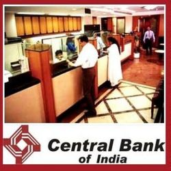 Central Bank Oof India To Employ 2,700 Recruits This Year