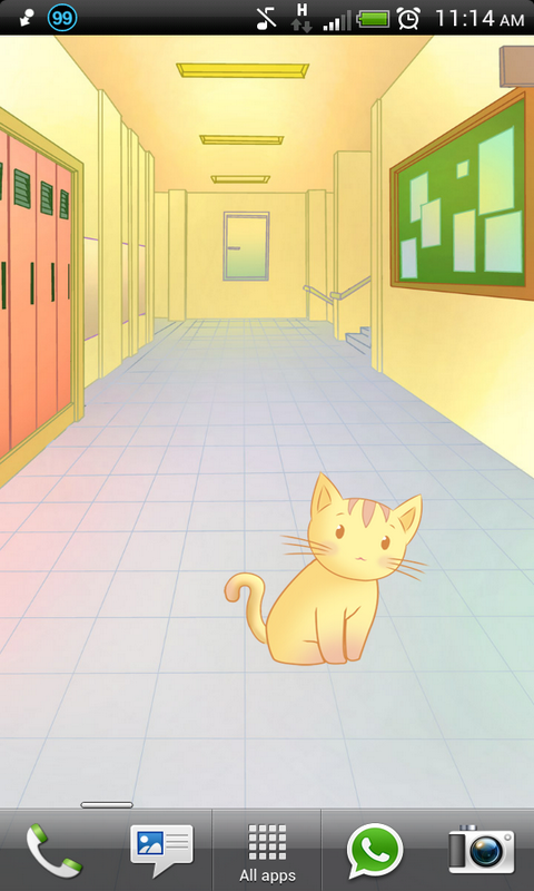 My Study In Information Technology Cilo Dancing Cat