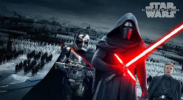 Ver Star Wars: El despertar de la Fuerza Película Completa en Español