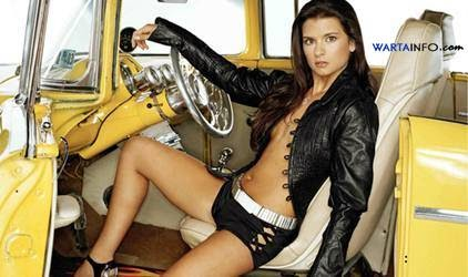 atlet wanita cantik dan seksi - www.wartainfo.com