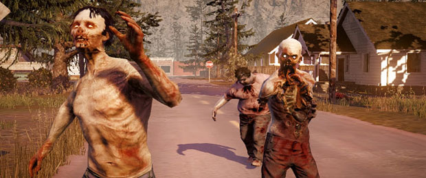 State of Decay Outposts and Safezones