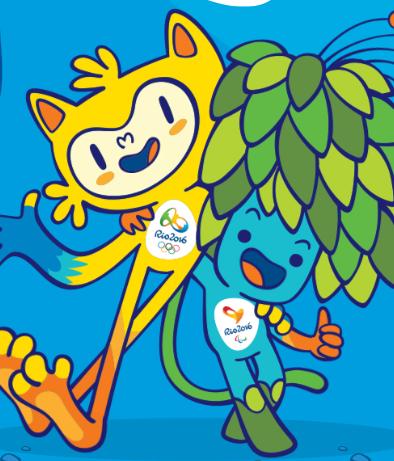 Olimpijada - Brasil 2016.