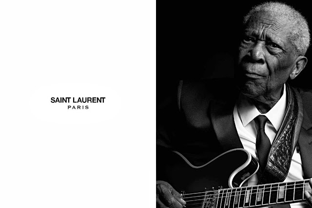 SAINT LAURENT PARIS MUSIC PROJECT CAMPAIGN
