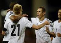 Hasil Irlandia vs Jerman kualifikasi Piala Dunia 2014