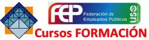 CURSOS FORMACION 2015 A DISTANCIA FEP-USO