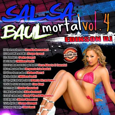Salsa Baúl Mortal Vol 4 Mp3 V. Kbps