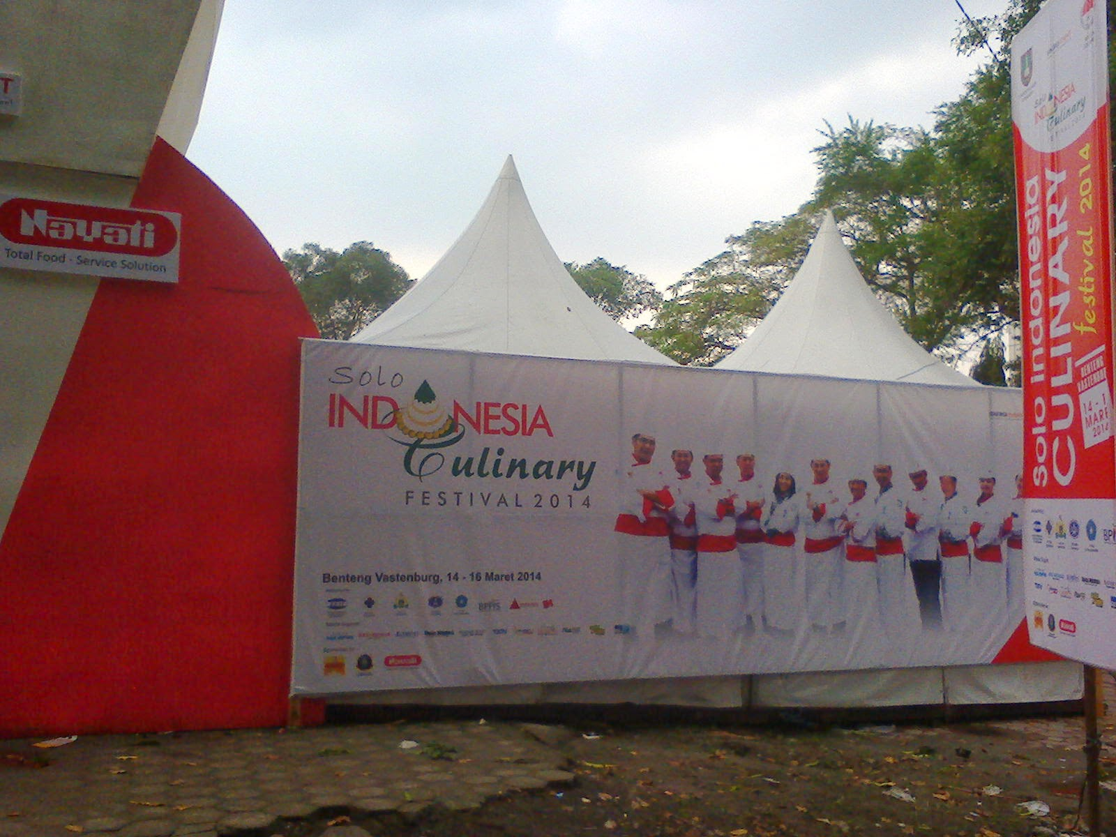 SOLO INDONESIA CULINARY FESTIVAL 2014
