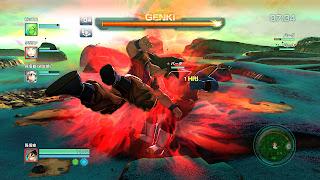 dragon ball z battle of z screen 5 Dragon Ball Z: Battle of Z (360/PS3/PSV)   Artwork & Screenshots