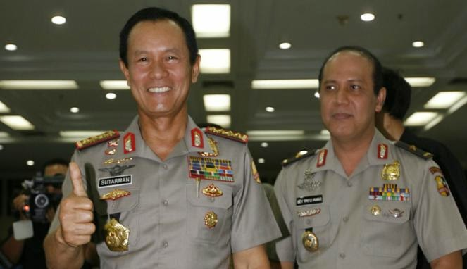 Kapolri Jenderal Pol Sutarman (VIVAnews/Ikhwan Yanuar)