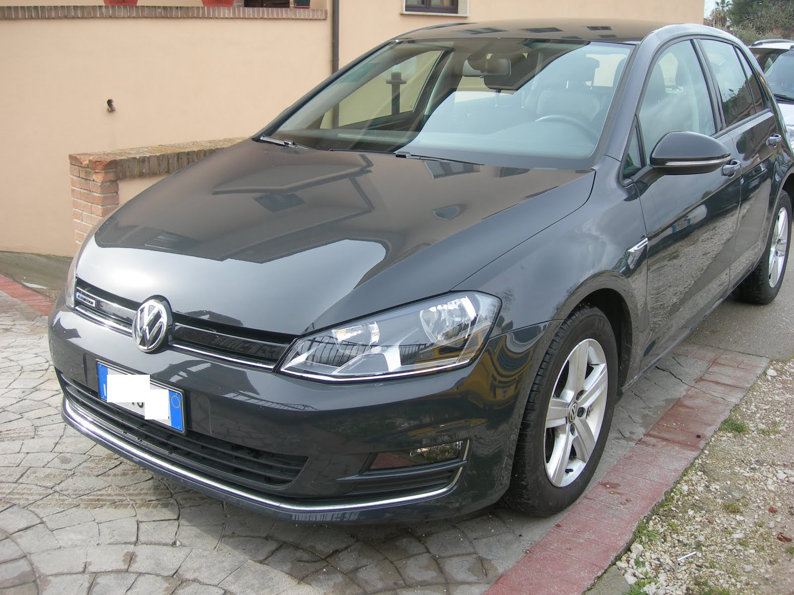 VW GOLF 7 METANO 1.4 BLUEMOTION HIGHLINE ANNO 2014 SUPER ACCESSORIATO 30.000 KM