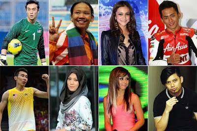 20, Personaliti, Dilantik, PM, Sebagai, Duta, IM4U, Artis Malaysia, Hiburan, Malaysia
