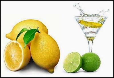 lemon baik untuk kesehatan