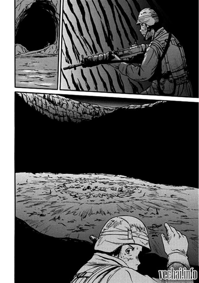 Gate – Jietai Kare no Chi nite, Kaku Tatakeri chap 43 Trang 38 - Mangak.info
