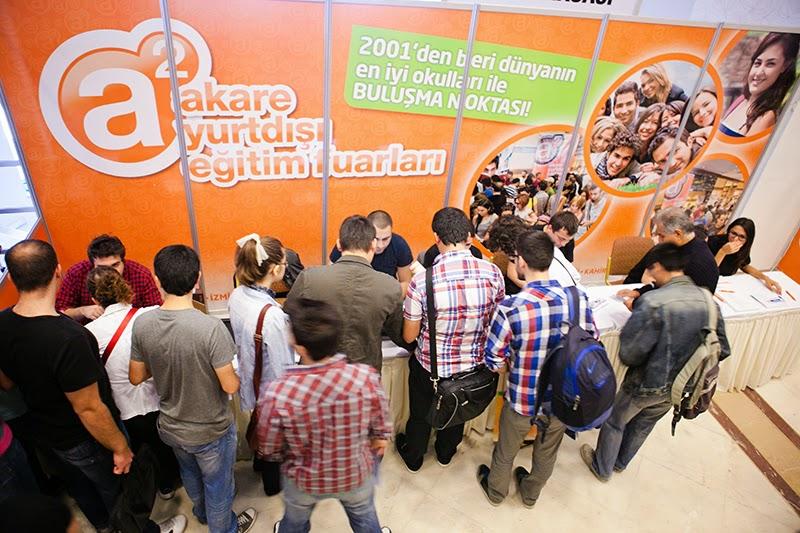 akare yurt dışı eğitim fuarı, eğitim, yurt dışı eğitim, fuar programı, ücretsiz etkinlik