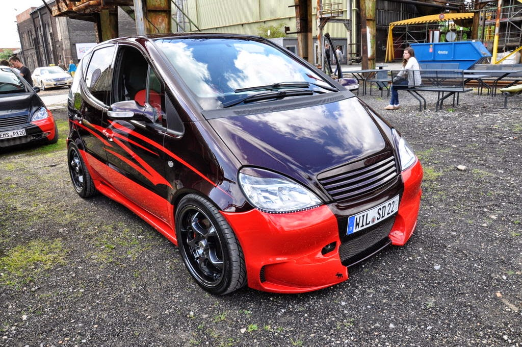 Mercedes benz w168 a180 tuning benztuning for Mercedes benz tuning