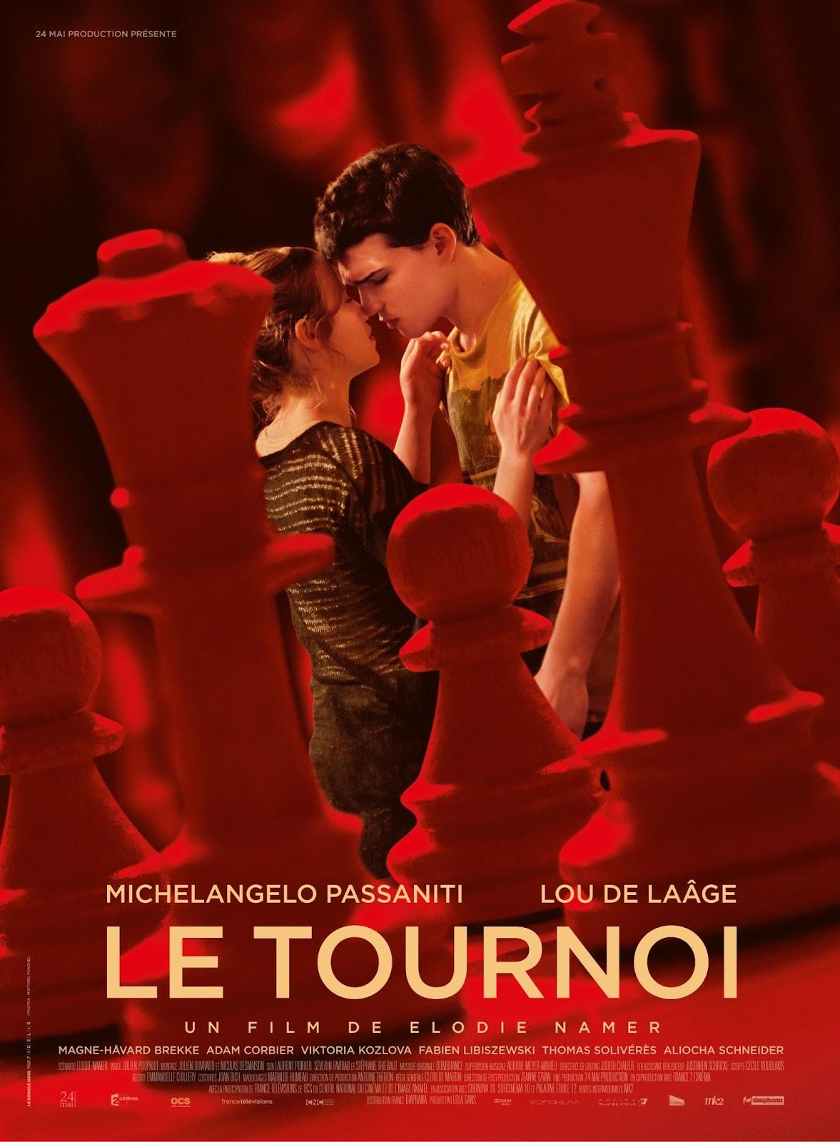 Le Tournoi - poster