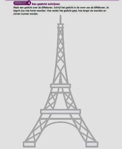 Watskeburt Gedichten Over De Eiffeltoren