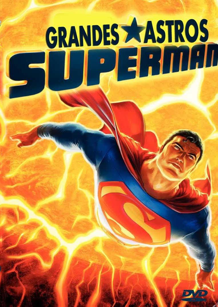 Grandes Astros: Superman Torrent - Blu-ray Rip 1080p Dual Áudio (2011)