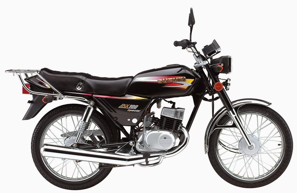 Suzuki Ax 100 Suzuki Ax 100 Tuning Imagui Moto