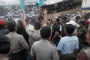 Tiga Polres Bantu Pengamanan Kota Tarakan - Ardiz Borneo