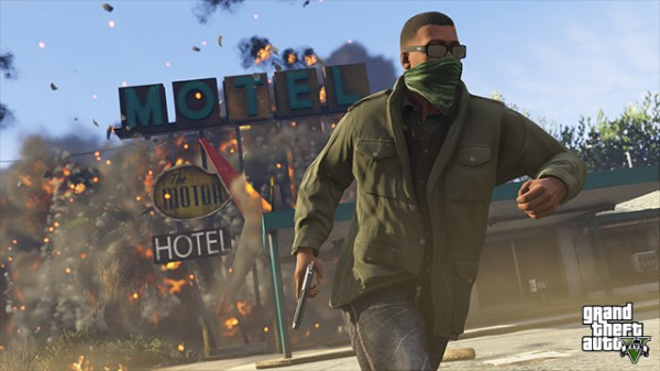 GTA V New-Gen Screenshot