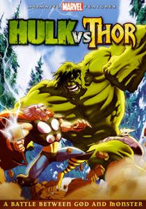 Hulk Vs. (2009)