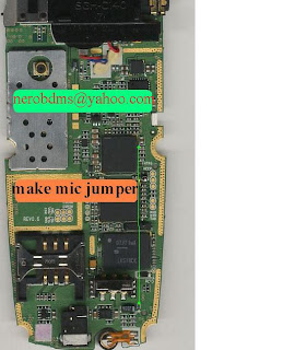 Samsung c140 mic solution