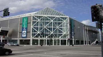 HP Pavilion, San Jose