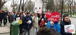 Maria Mateescu — Marşul pentru viaţă Ploieşti (VIDEO) şi mărturia mea personală