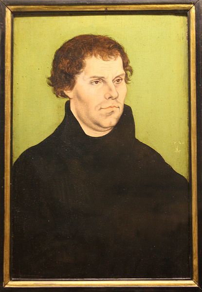 the reasoning behind martin luthers belief in one church Five hundred years ago, martin luther kicked off the protestant reformation,  which contributed to the birth of our modern age in this one-hour special —  filmed.