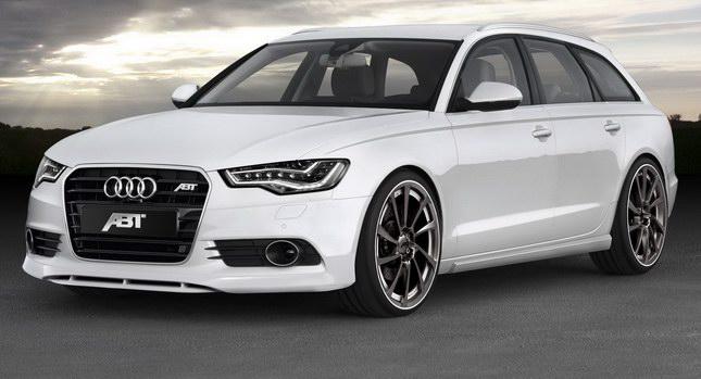 Audi A6 Avant con kit ABS Sportsline