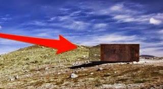 Αυτό το κτήριο βρίσκεται απομονωμένο στα βουνά. Δείτε τι βρίσκεται μέσα…